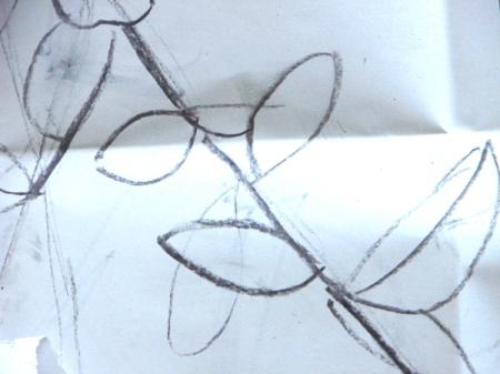 Fragments - Leaf 2 small